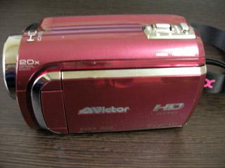 ハンディカム データ復旧 Victor Everio GZ-HD300-R 静岡県藤枝市のお客様