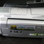 ハンディカム データ復旧 ソニー HDR-SR11 福岡県朝倉郡のお客様