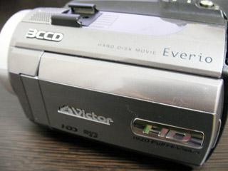 ビデオカメラ データ復旧 Victor Everio GZ-MG77 東京都板橋区のお客様