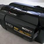 ビデオカメラ データ復旧 SONY HDR-SR8 神奈川県横浜市のお客様