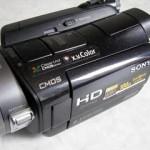 ハンディカム データ復旧 SONY HDR-SR8 東京都世田谷区のお客様