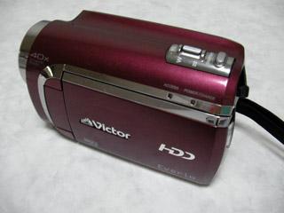 ハンディカム データ復旧 Victor Everio GZ-MG650-R 東京都品川区