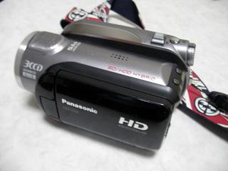 ハンディカム データ復旧 パナソニック HDC-HS9 神奈川県横浜市のお客様
