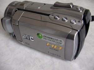 ハンディカム データ復旧 Victor Everio GZ-HM400-S 神奈川県横浜市
