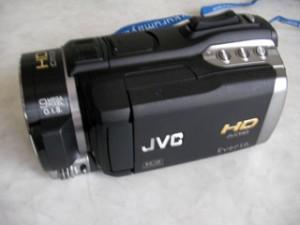 ハンディカム データ復旧 Victor Everio GZ-HM400-B 東京都品川区