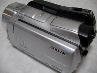 ハンディカム データ復旧 SONY HDR-SR11 東京都品川区