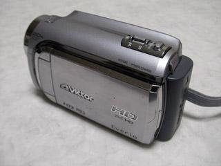 ハンディカム データ復旧 Victor Everio GZ-HD300-S 神奈川県横浜市