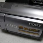 ハンディカム データ復旧 SONY HDR-XR100 東京都台東区