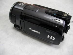 ハンディカム データ復旧 Canon iVIS HF S10 神奈川県川崎市