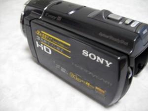 ハンディカム データ復旧 SONY HDR-CX520V 神奈川県相模原市