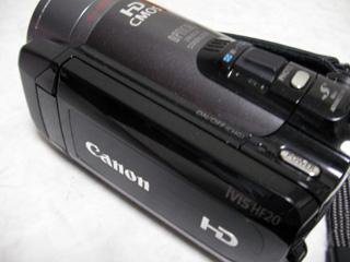 ハンディカム データ復旧 Canon iVIS HF20 東京都杉並区