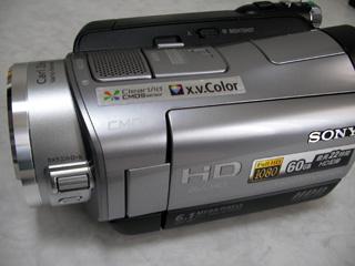 ハンディカム データ復旧 SONY HDR-SR7 東京都町田市