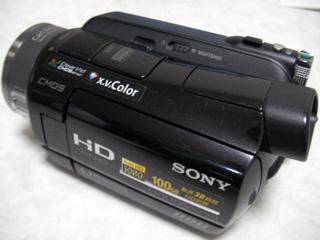 ハンディカム データ復旧 SONY HDR-SR8 神奈川県相模原市