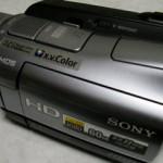 ハンディカム データ復旧 SONY HDR-SR7 東京都足立区