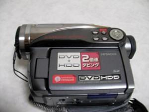 ハンディカム データ復旧 HITACHI DZ-HS503 大阪府枚方市