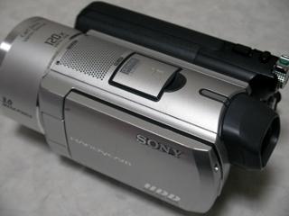 ハンディカム データ復旧 SONY DCR-SR100 横浜市鶴見区