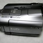 ハンディカム データ復旧 SONY HDR-SR7 東京都品川区