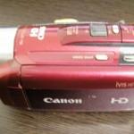 ハンディカム データ復旧 Canon iVIS HF M31 福島県いわき市のお客様