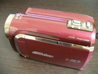 ビデオカメラ データ復旧 Victor Everio GZ-HD300-R 東京都東大和市のお客様