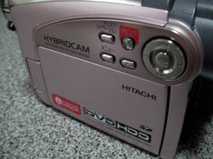 ハンディカム データ復旧 HITACHI Wooo DZ-HS401(P) 神奈川県藤沢市のお客様