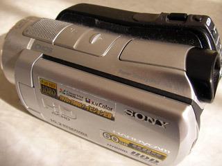 ハンディカム データ復旧 SONY HDR-SR11 東京都八王子市
