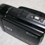 ハンディカム データ復旧 SONY HDR-CX520V 山梨県甲府市