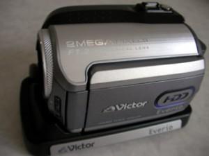 ビデオカメラ データ復旧 Victor Everio GZ-MG275-S 愛知県名古屋市