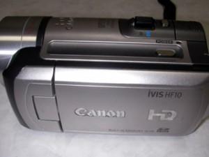 ハンディカム データ復旧 Canon iVIS HF10 埼玉県川口市
