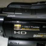 ハンディカム データ復旧 SONY HDR-SR12 東京都足立区