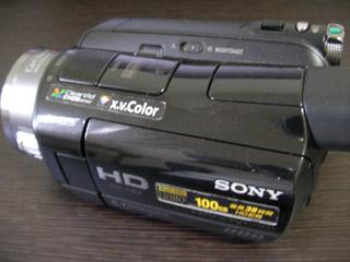 ハンディカム データ復旧 SONY HDR-SR8 静岡県静岡市