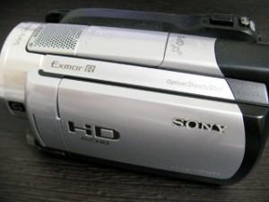 ハンディカム データ復旧 HDR-XR500V SONY 大阪府高槻市