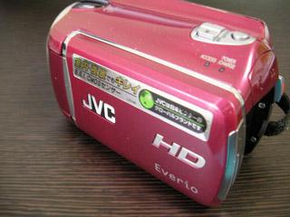 Victor Everio GZ-HD620 データ復旧 ビデオカメラ 佐賀県武雄市