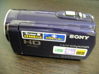 HDR-CX170 SONY データ復旧 ビデオカメラ 東京都江戸川区