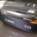 Canon iVIS HF R21 ビデオカメラデータ救出 神奈川県横浜市港北区