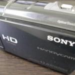 HDR-CX520 SONY ビデオカメラデータ復旧 鹿児島県姶良市