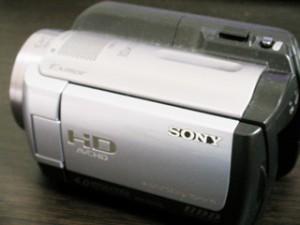 HDR-XR100 ソニーデジタルビデオカメラ データ復旧 千葉県市原市