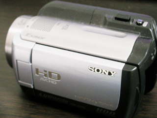 HDR-CX520 ソニーデジタルビデオカメラ データ復旧 千葉県市原市