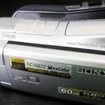 HDR-SR11 SONY ビデオカメラ データ復元 福島県相馬市のお客様