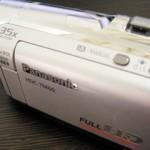 HDC-TM60 パナソニック ビデオカメラ データ復旧 兵庫県姫路市のお客様