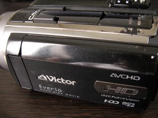 データ復旧 GZ-HD30-B Everio Victor ビデオカメラ 東京都足立区