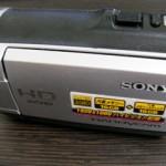 データ復旧 HDR-CX120 SONYハンディカム 福岡県北九州市