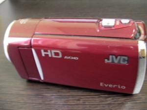 JVC GZ-HM450-R Everio ビデオカメラデータ復旧 栃木県宇都宮市