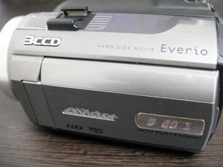 GZ-HD6 ビクター ビデオカメラデータ復旧 神奈川県横浜市青葉区