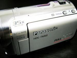 HDC-TM60-S 誤ってデータ消去 ビデオカメラ復旧 埼玉県さいたま市