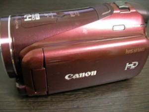 HFM41 Canon iVIS 誤消去したデータの復元 群馬県前橋市