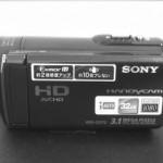 HDR-CX170 ソニーハンディカム 削除したデータを復旧 東京都世田谷区