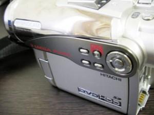 DZ-HS403 日立ビデオカメラ HDD初期化したデータを復旧 神奈川県横浜市