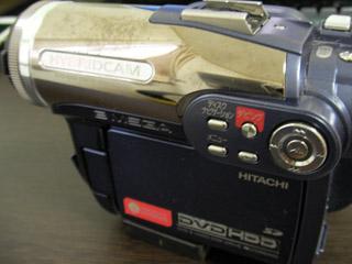 DZ-HS303 日立 ビデオカメラをフォーマット データ復旧 神奈川県横浜市鶴見区
