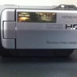DZ-HD90 HITACHI ビデオカメラ HDDエラー 千葉県船橋市