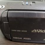 GZ-MG50 ビクター エブリオ ビデオカメラのデータが消えた 愛媛県松山市